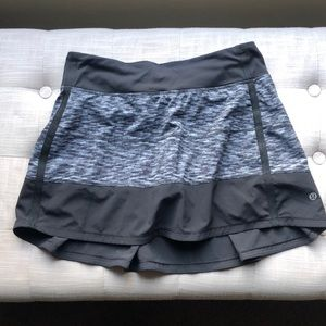 Lululemon Athletica Pace Rival Skirt (Tall)